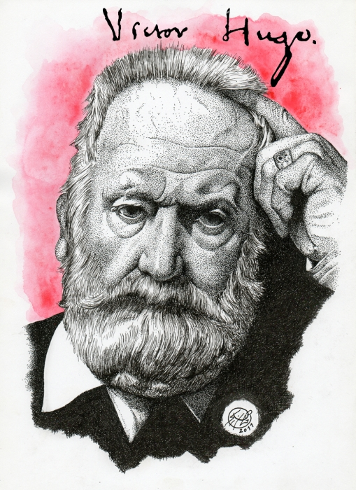 Victor Hugo by PhilLP